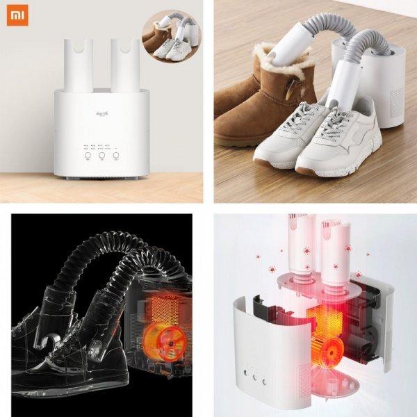 Сушилка для обуви от Xiaomi с эффектом стерилизации