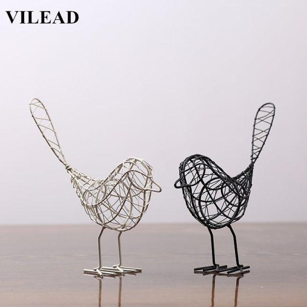 Оригинальные Птички VILEAD (1 шт, 23*20 см, 2 цвета)