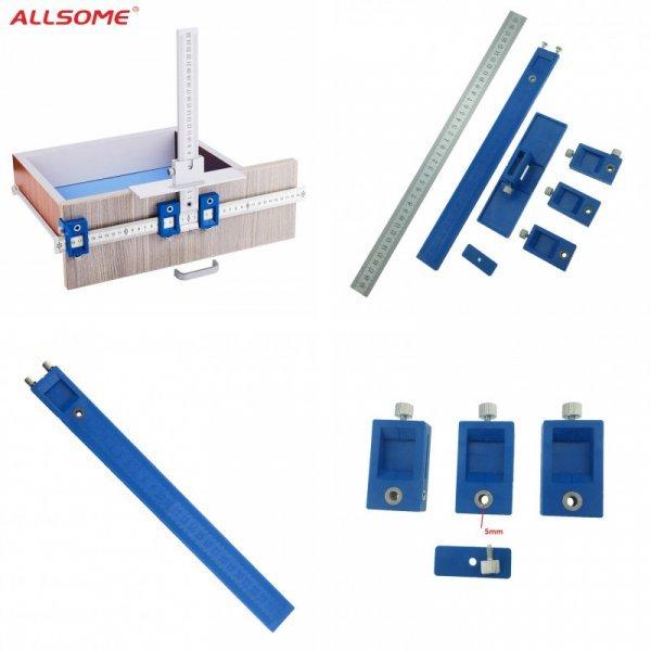Направляющая для установки мебельной фурнитуры от ALLSOME