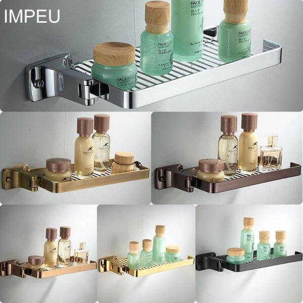 Поворотная полочка для душа IMPEU (6 цветов)