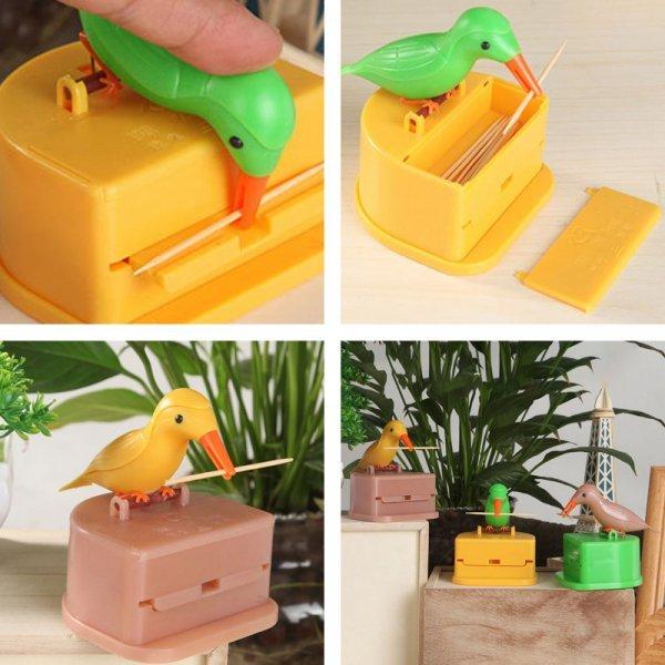 Диспенсер для зубочисток от DIDDA (6 цветов)