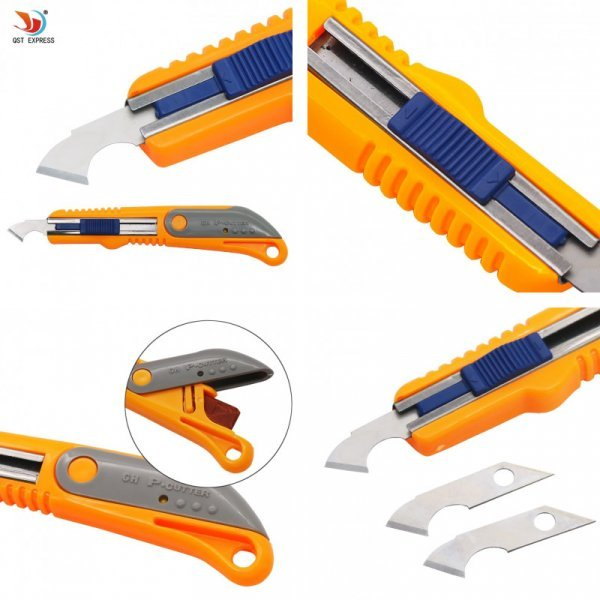 Нож для оргстекла QSTEXPRESS (сменные лезвия)