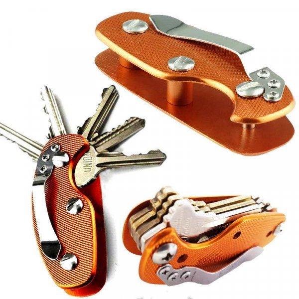 Органайзер для ключей EDC (3 цвета)
