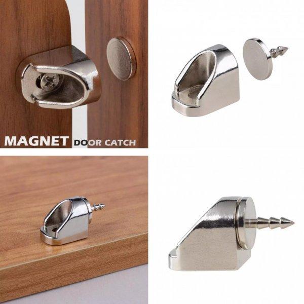 Магнитные защёлки для двери