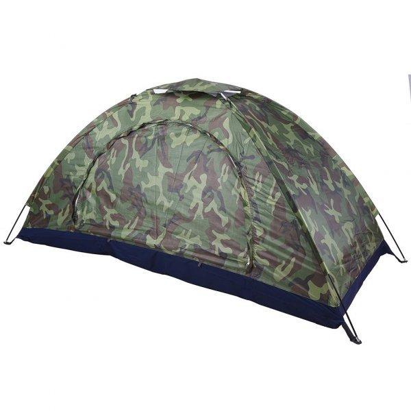 Легкая палатка для двоих (200*100*100 см)