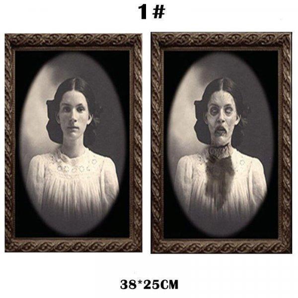 Очень страшные картины (5 видов)