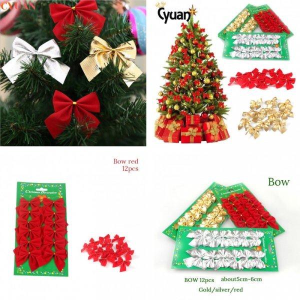 Рождественские банты Cyuan