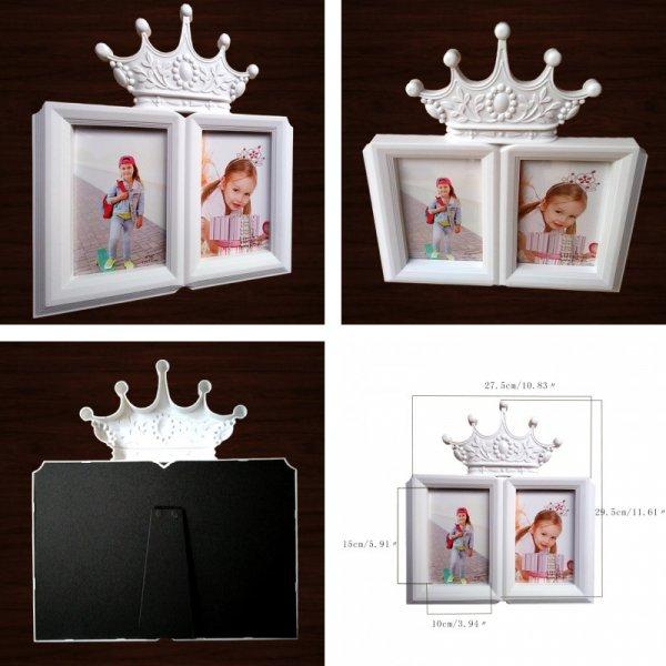 Рамка для фото 2 в 1 (27.5*15 см)