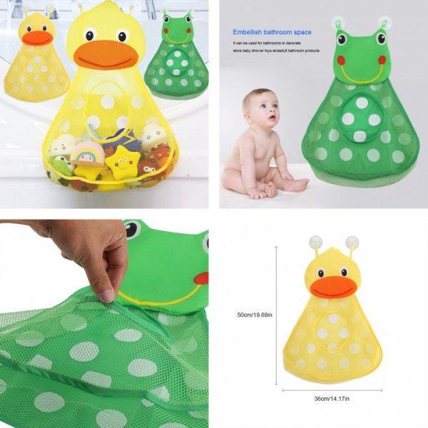 Мешок для хранения игрушек в ванной от YOSOO (4 вида)