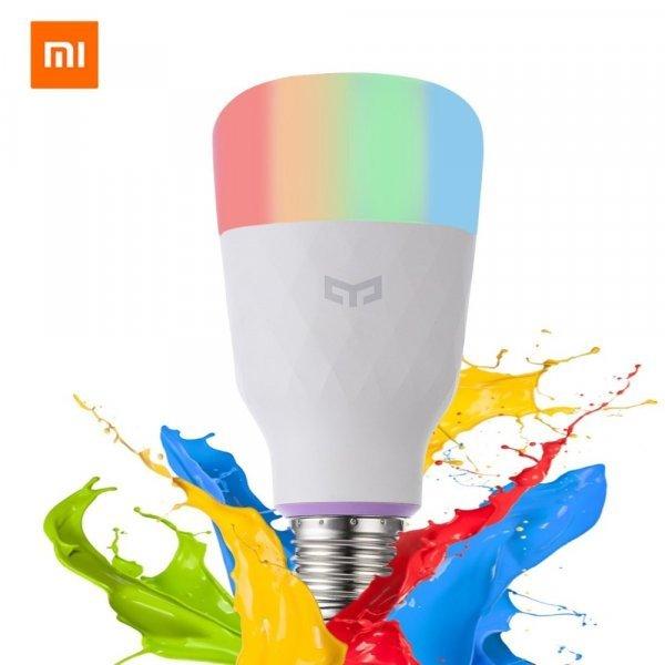Умная светодиодная лампа (Е27, 10 Вт, 2 вида)