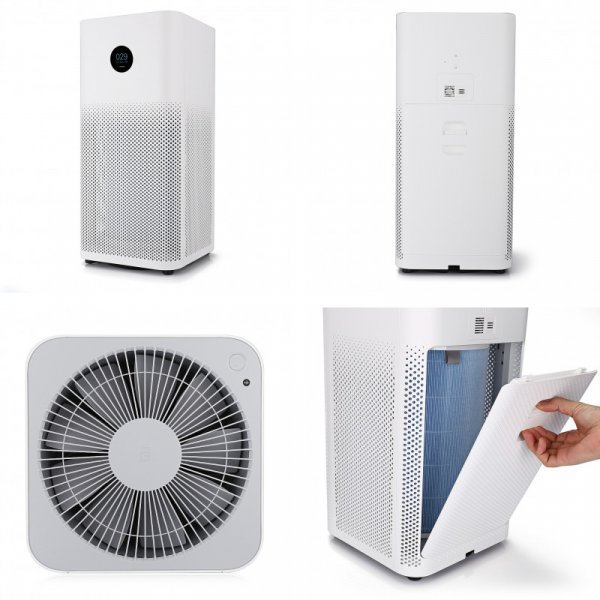 Очиститель воздуха для дома Xiaomi - враг пыли