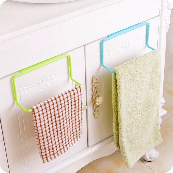 Держатель для полезностей на кухне и ванной SANGEMAMA (4 цвета, 19* 9 см)