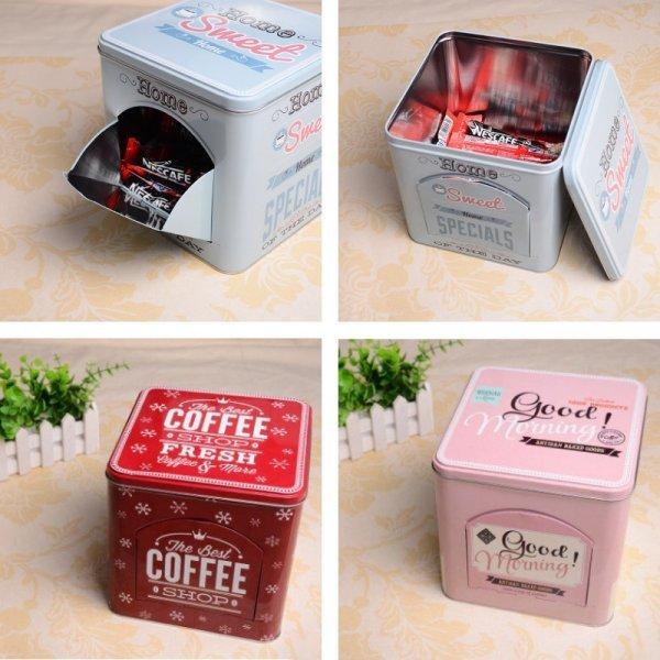 Емкость для хранения кофе и чая от SAFEBET (5 цветов)