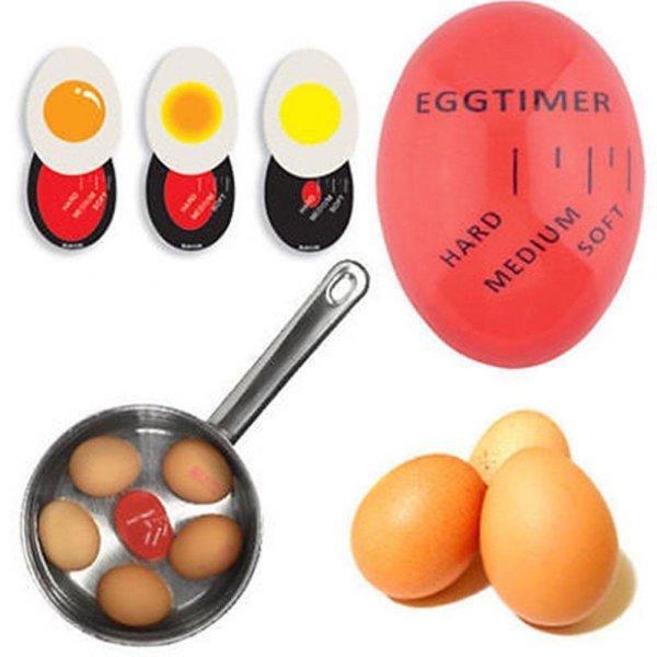 Таймер для варки яиц CraKerying - опустил и жди!