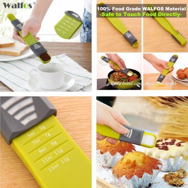 Удобная мерная ложка на кухню WALFOS