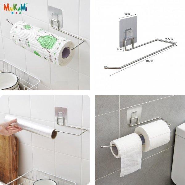 Держатель для туалетной бумаги MAIKAMI