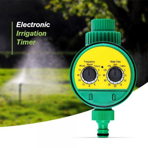 Интеллектуальный автоматический таймер полива Sprinkler