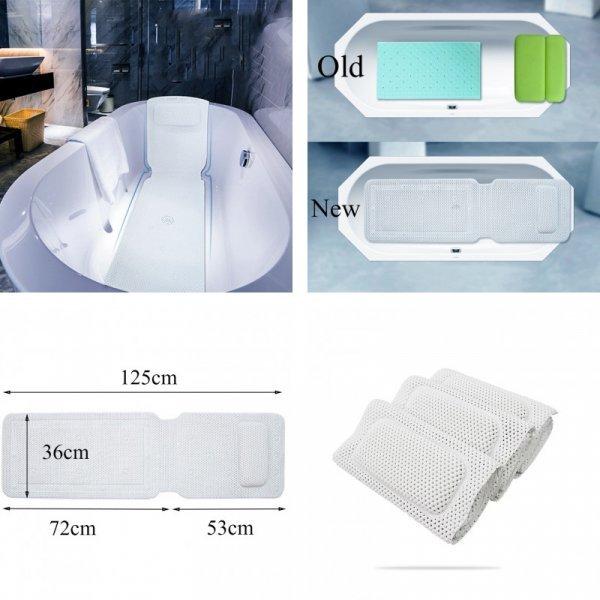Нескользящий коврик для ванной от SAFEBET