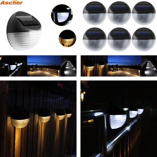 Декоративный фонарь для изгородей Ascher 6 В (солено. батарея, IP55), 1 г гарантии)