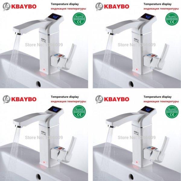 Стильный нагреватель для раковины от KBAYBO (2100-5000 Вт)