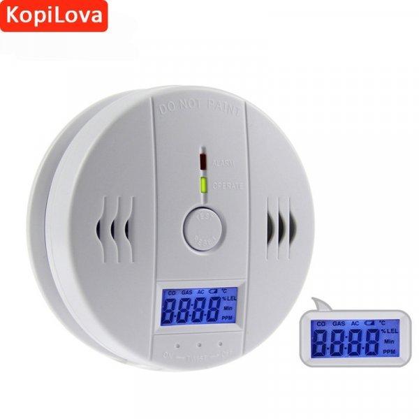 Беспроводной датчик угарного газа для дома Kopilova