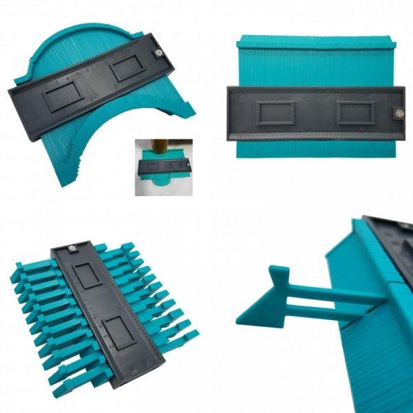Пластиковый профиль для сложных спилов от SPIFFLYER