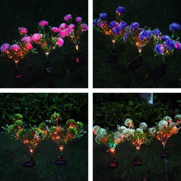 Светодиодные цвеы