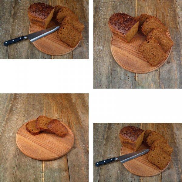 Шикарная доска для кухни из бамбука SATOSHI