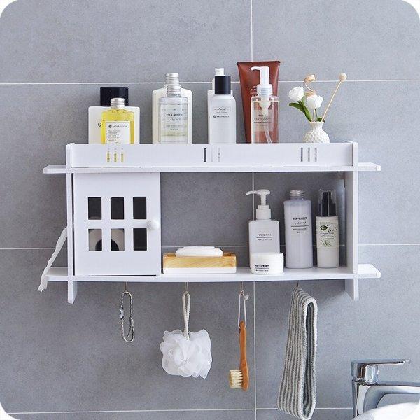 Мини шкафчик в ванную