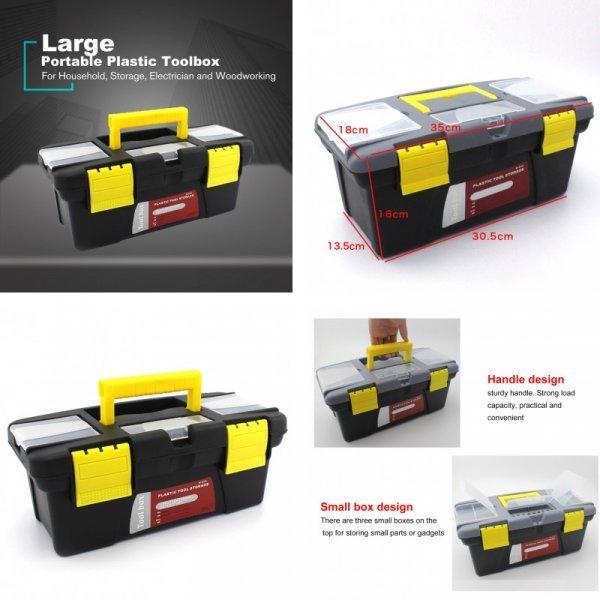 Ящик для инструментов OUTAD  (3 размера)