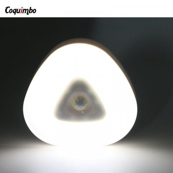 Светильник ночник с датчиком движения Coquimbo