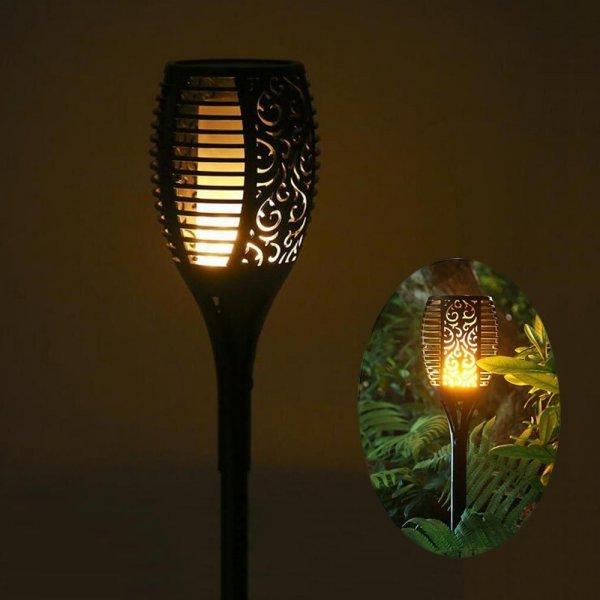 Светодиодные лампы с имитацией пламени от BUYBAY (3 комплектации)