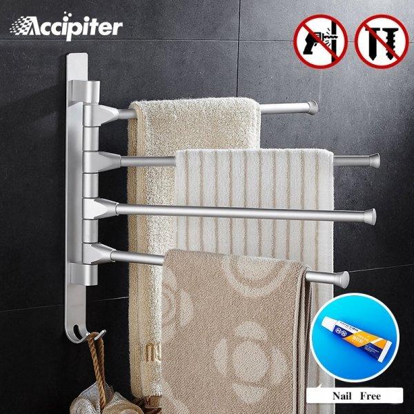 Держатель для полотенец от  ACCIPITER (4 вида)