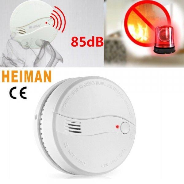 Отличный детектор дыма HEIMAN