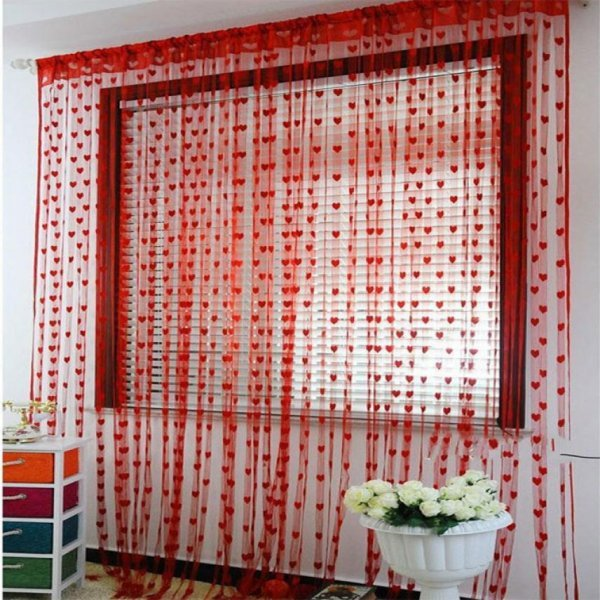 Ленточные шторки от OUNEED (100*200 см, 3 цвета)