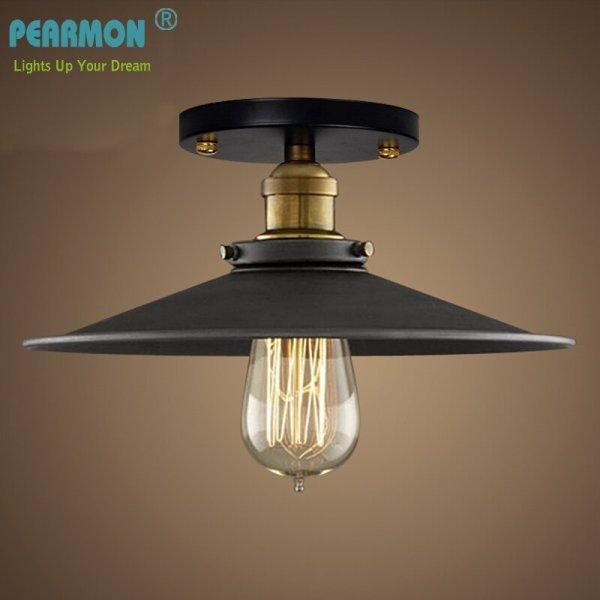 Светильник в стиле лофт от PEARMON (4 размера, 2 вида)