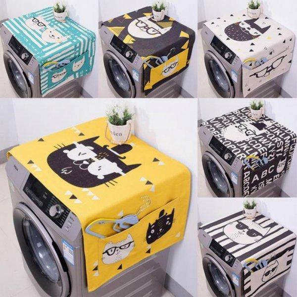 Подвесной карман для стиральной машинки (10 принтов)