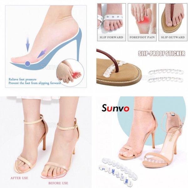 Наклейки в обувь Sunvo (2 шт)