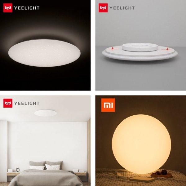 Беспроводной потолочный светильник Xiaomi Mijia Yeelight