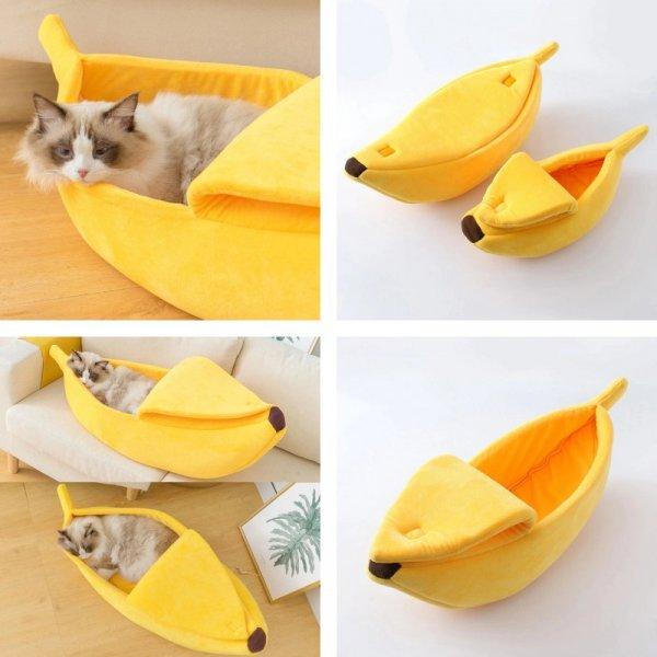 Банановый домик