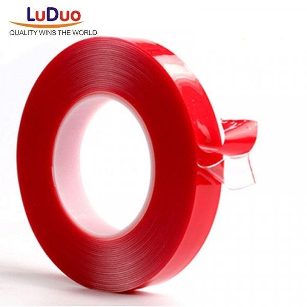 Двухсторонняя липка лента LUDUO 3 м (8 мм, 10 мм, 15, 20 мм)