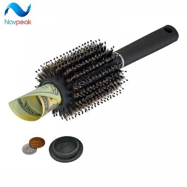 Щетка для волос с тайником от NAVPEAK