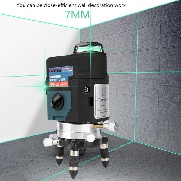 Профессиональный лазерный нивелир ACEHE (12 лини)