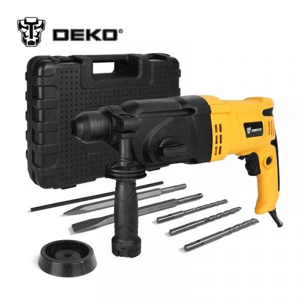 Перфоратор на аккумуляторах DEKO GJ180 220 В