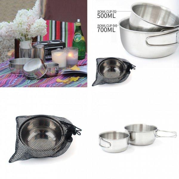Складная посуда (2 шт)