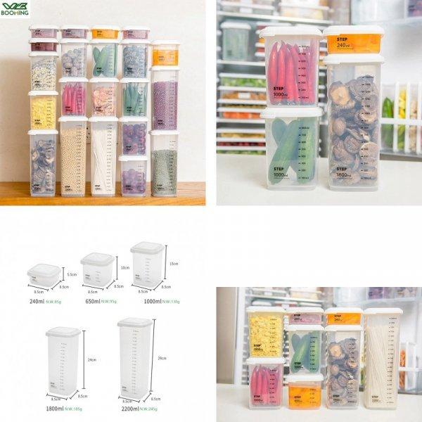Герметичные контейнеры для продуктов