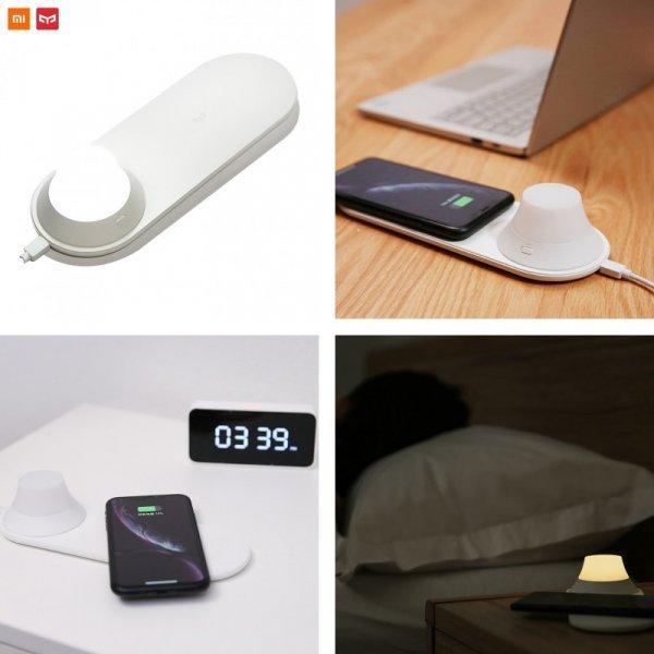 Магнитное зарядное устройство для смартфона Xiaomi Yeelight