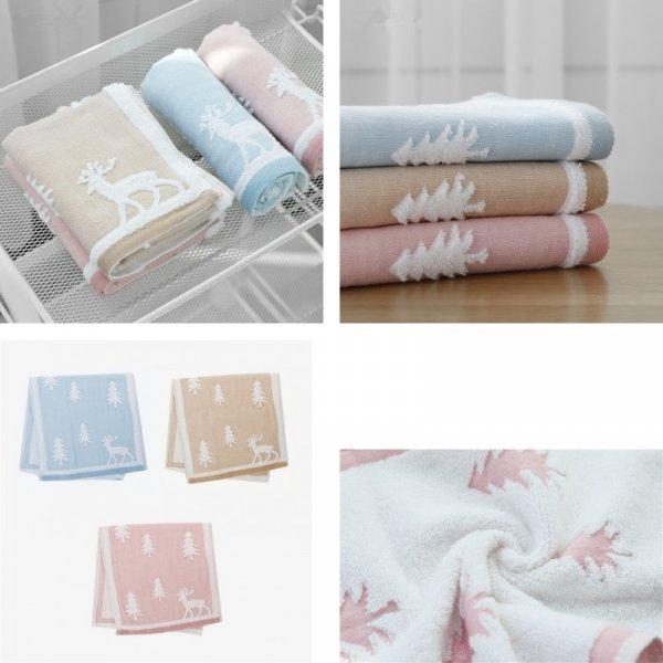 Хлопковое полотенце для рук от YOU AND ME (3 цвета)