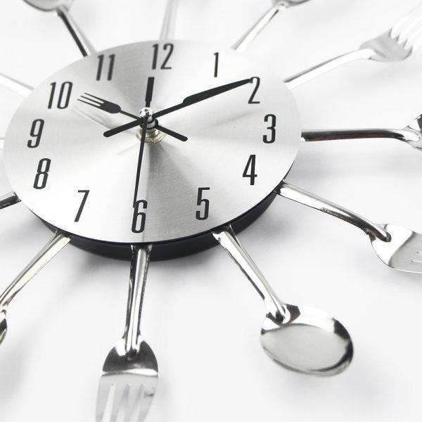 Настоящие кухонные часы Timelike (5 цветов, 30*32*4 см)