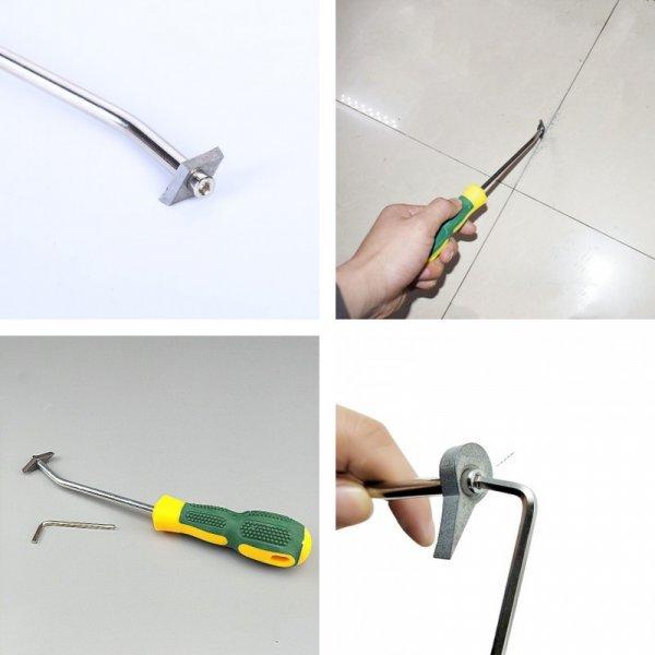 Инструмент для удаления затирки